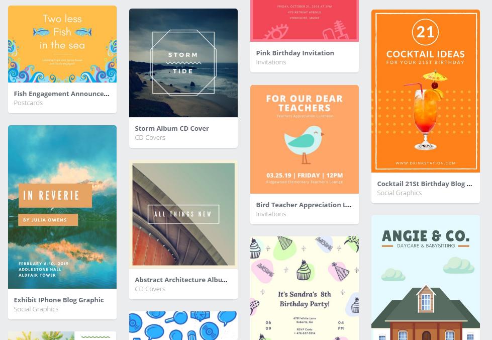 Amazingly Simple Graphic Design Software  Canva