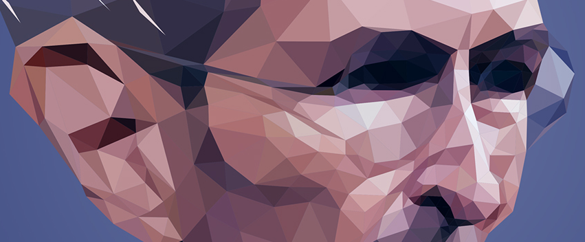 Low Poly portraits
