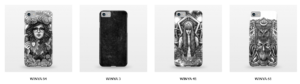 Shop Art phone Cases By Winya