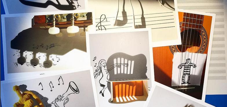 Shadows illustrations